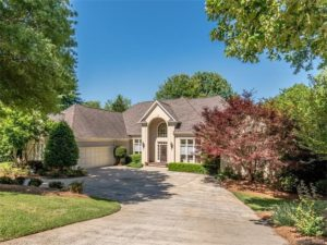 luxury home for sale in Charlotte